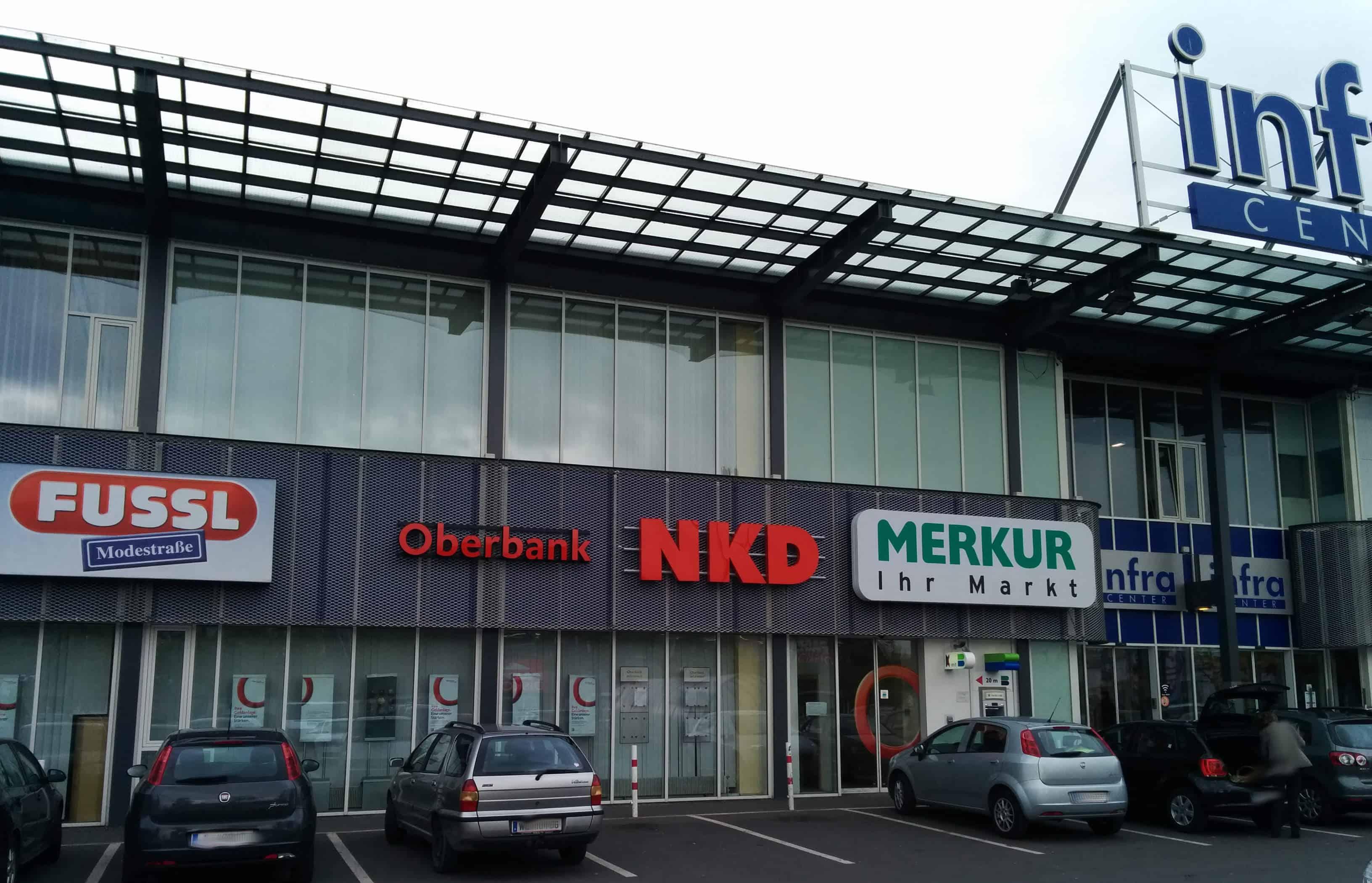 Oberbank AG Zws. Linz-Neue Heimat