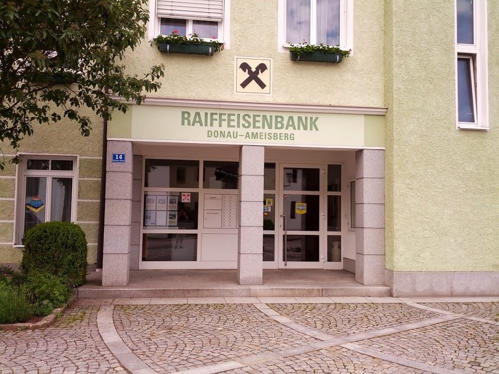 Raiffeisenbank Donau-Ameisberg reg. Gen. m. b. H. Fil. Neustift im Mühlkreis