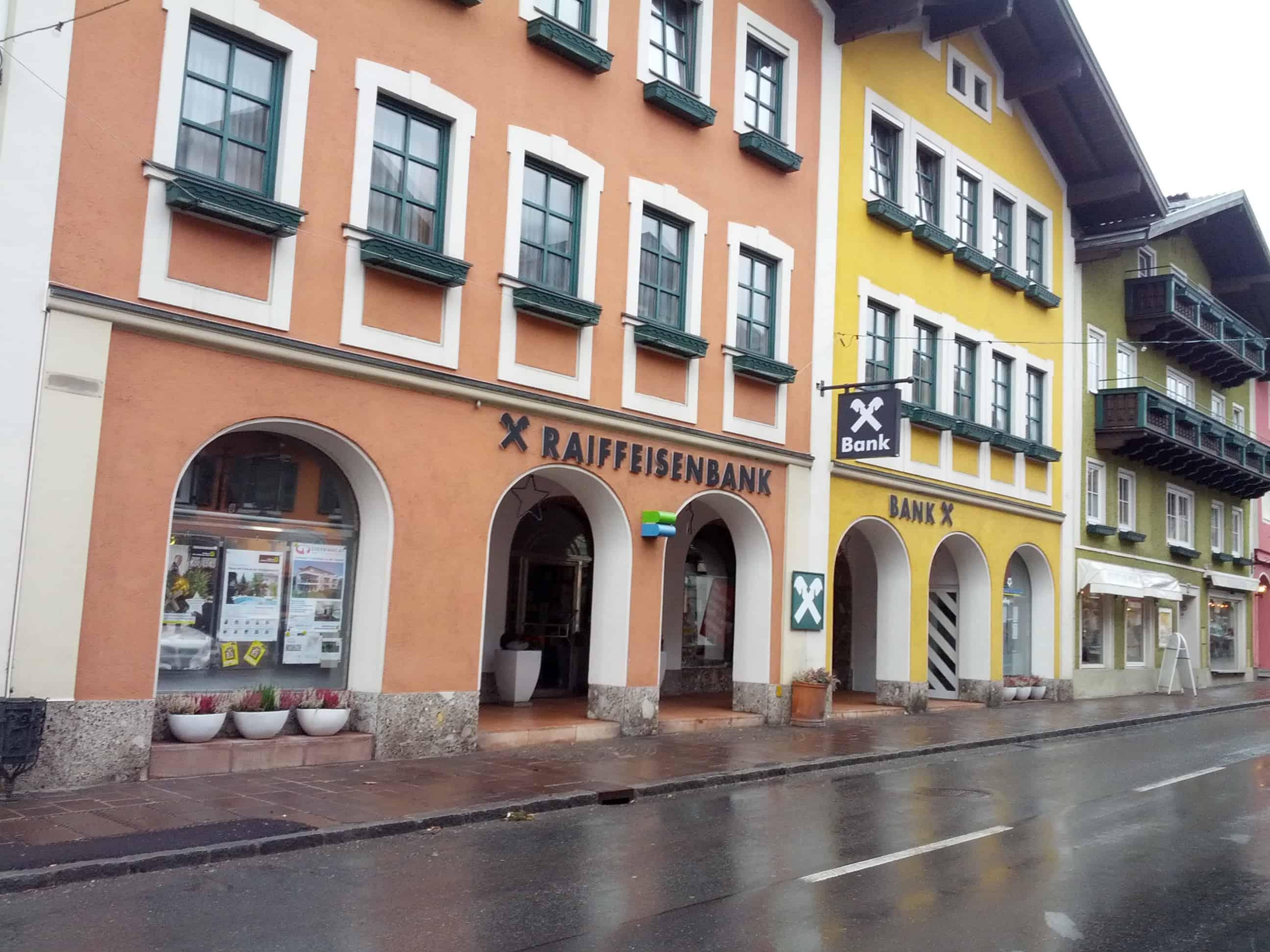 Raiffeisenbank Golling-Scheffau-Kellau reg. Gen. m. b. H.
