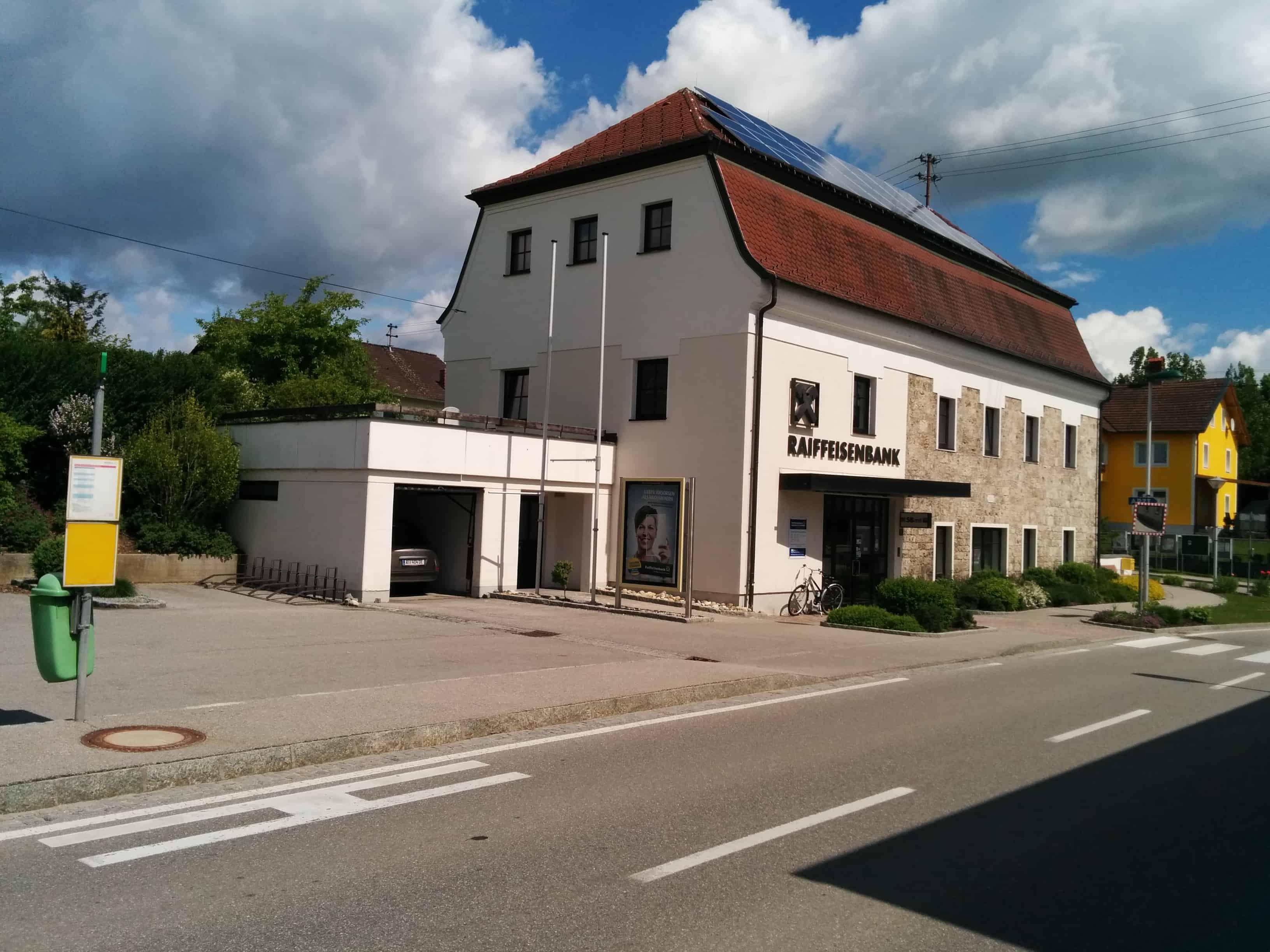 Raiffeisenbank Innkreis Mitte reg. Gen. m. b. H. Zws. Reichersberg