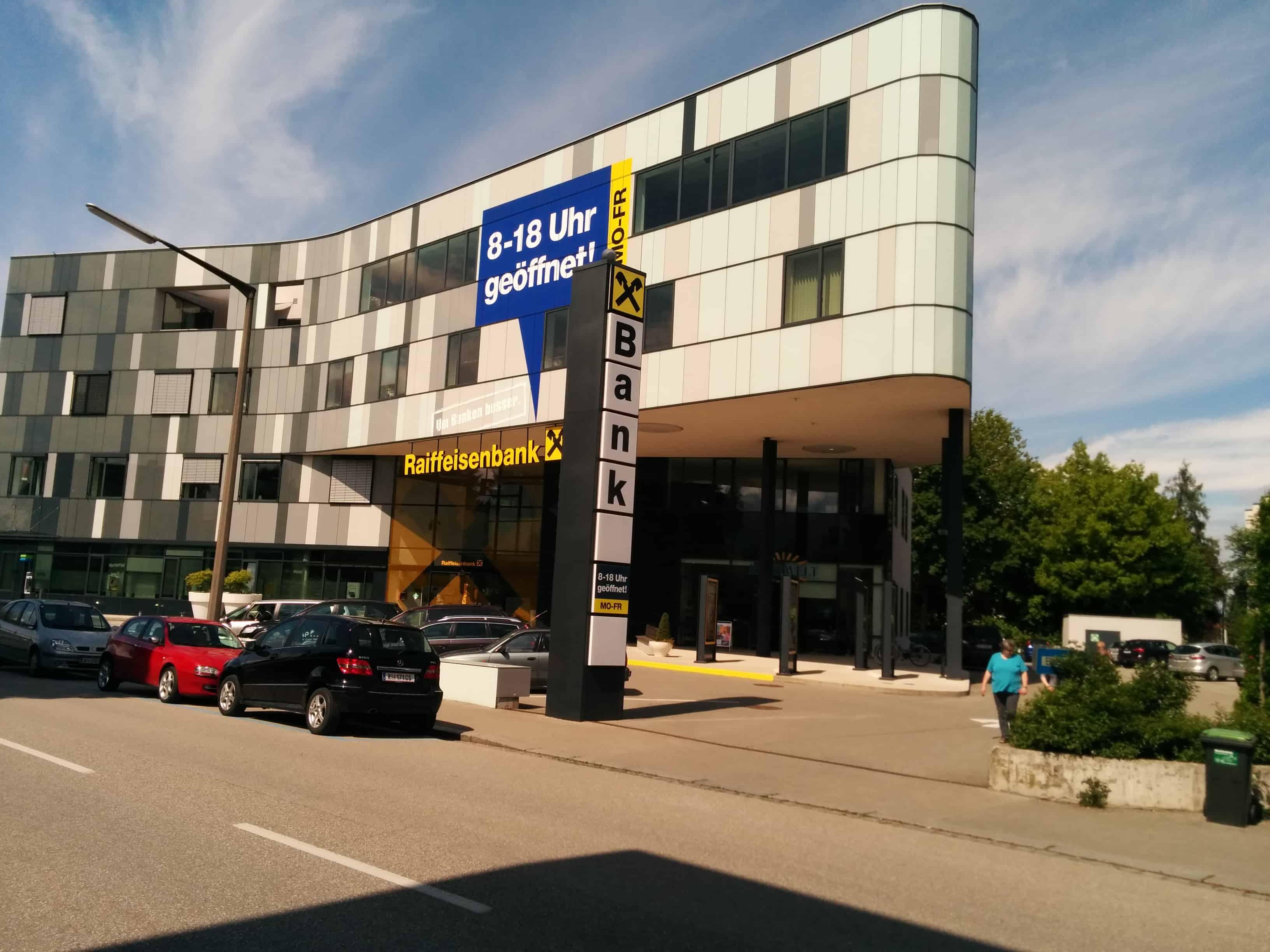 Raiffeisenbank Region Ried i. I. reg. Gen. m. b. H.