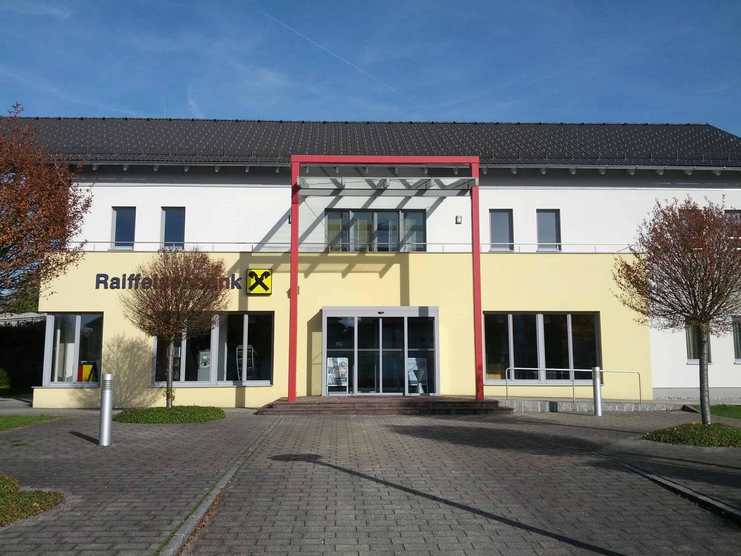 Raiffeisenbank Region Sierning reg. Gen. m. b. H. Bst. Rohr/Kremstal