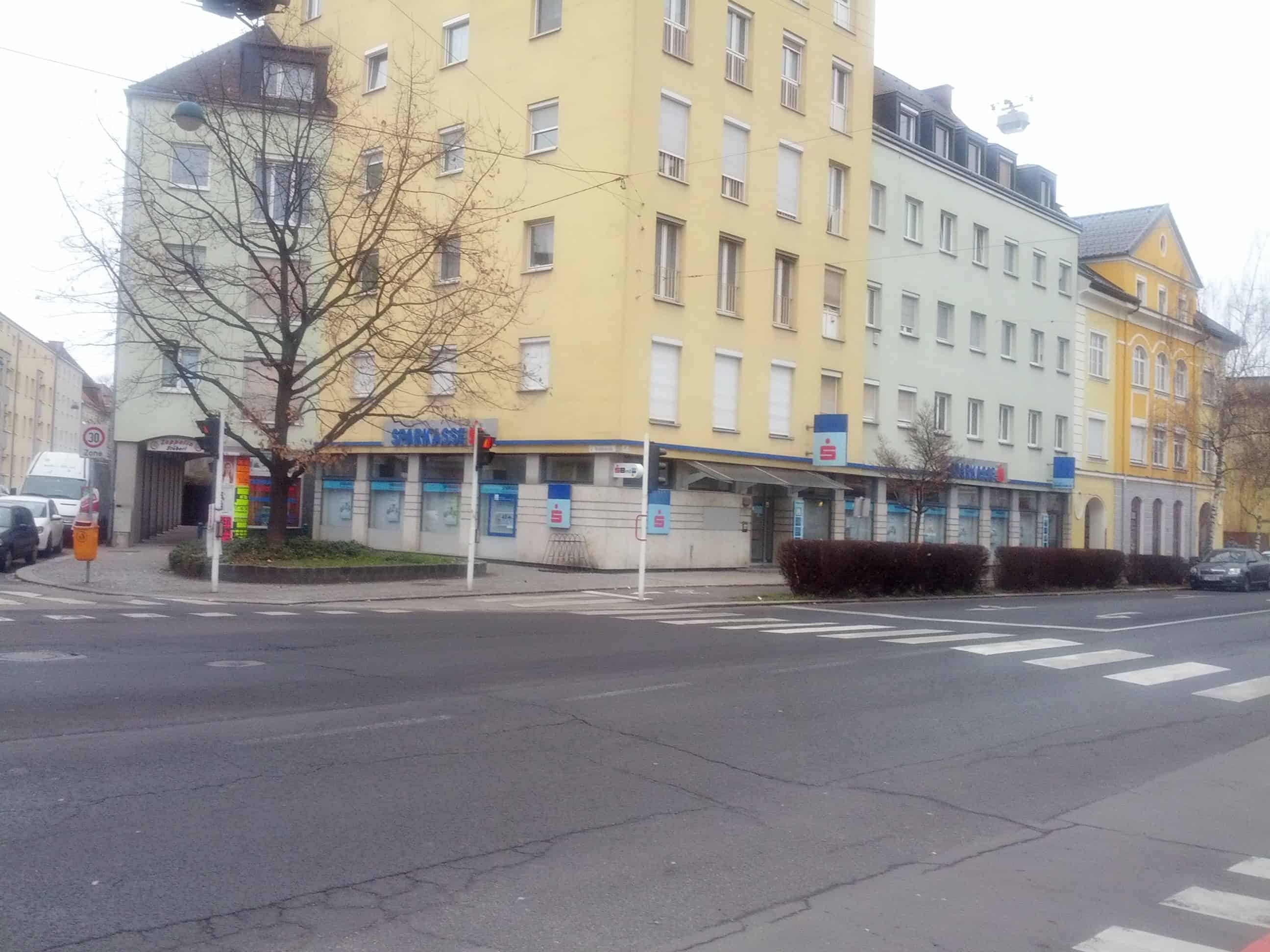 Allgemeine Sparkasse Oberösterreich BankAG Gest. Franckstraße