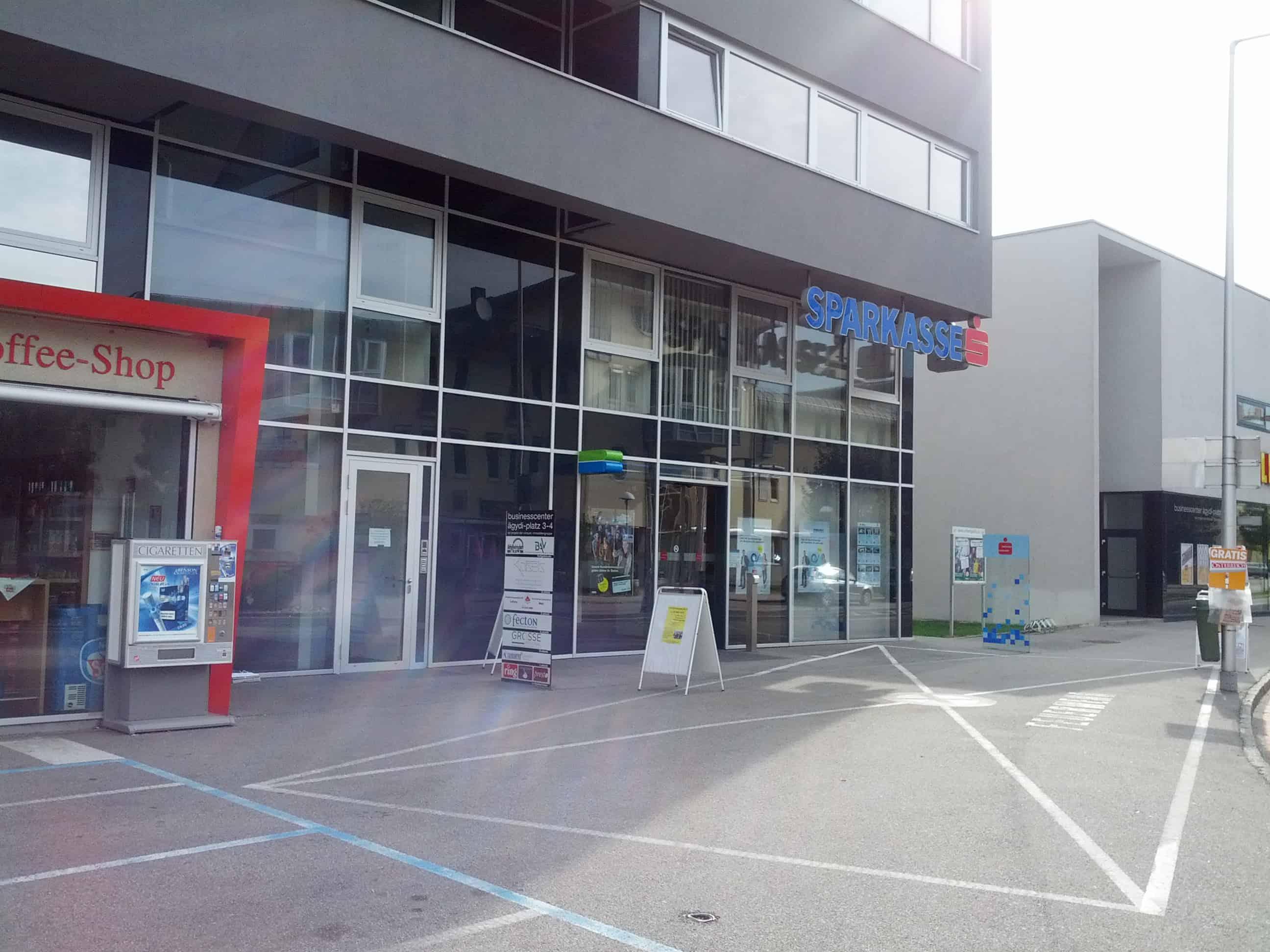 Allgemeine Sparkasse Oberösterreich BankAG Gest. Thalheim