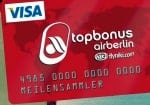 airberlin & NIKI Visa Card ohne Business Paekt