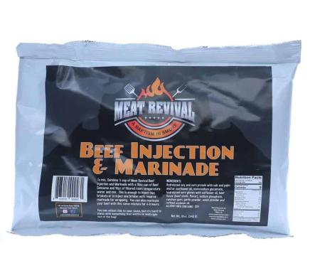 I064 - University of Que 'Meat Revival' Beef Injection & Marinade - 340g (12 oz)