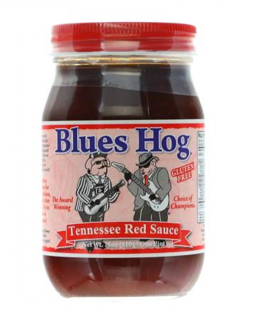 S037 - Blues Hog 'Tennessee Red' BBQ Sauce - 0.473 l (1 US Pt - 16 oz)01