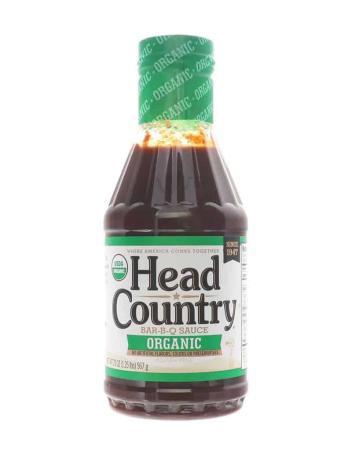 S174 - Head Country Organic BBQ Sauce - 567g (20 oz)01