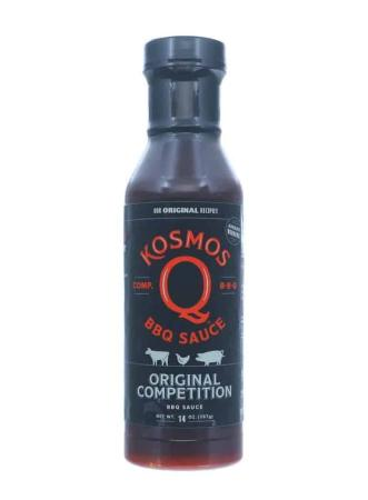 S031 - Kosmo's Q Competition BBQ Sauce - 454g (16 oz)01