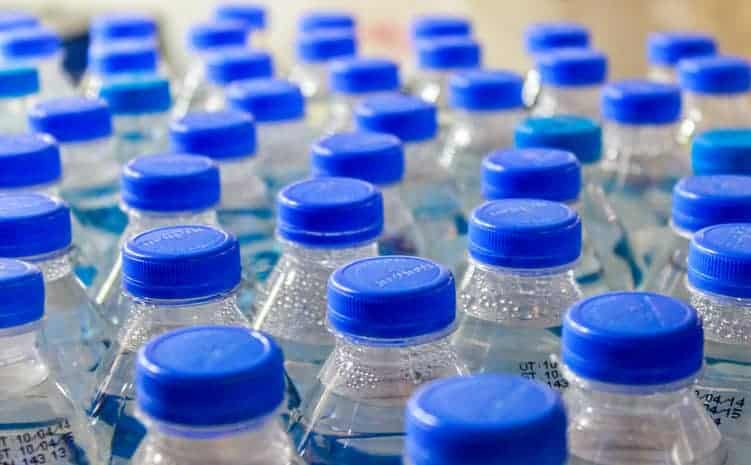 Choosing the best bottled water for making coffee