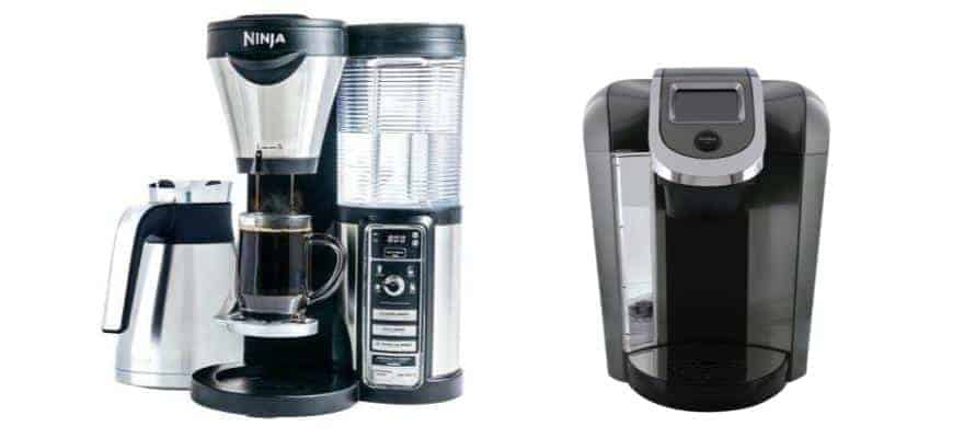 Ninja Coffee Bar vs. Keurig: A comparison of two popular models