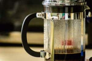 How to use a coffee plunger, or French press