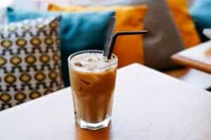 How to make iced coffee out of hot coffee