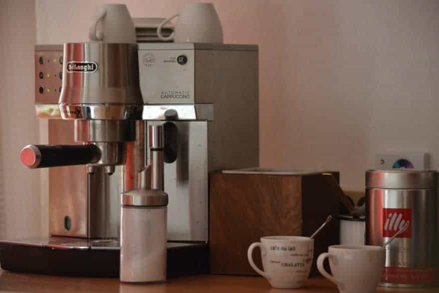 Space in your kitchen should always be a consideration when choosing an espresso machine.