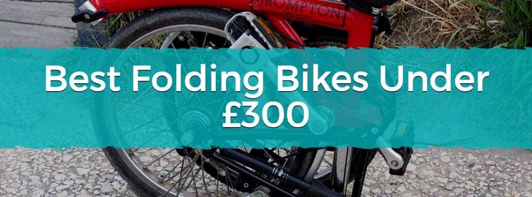 Best Folding Bikes Under £300 Featured Image