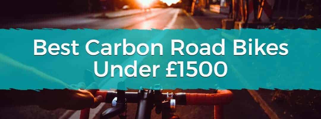 Best Carbon Road Bikes Under £1500 Featured Image