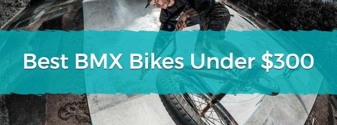 Best BMX Bikes Under $300 Featured Image