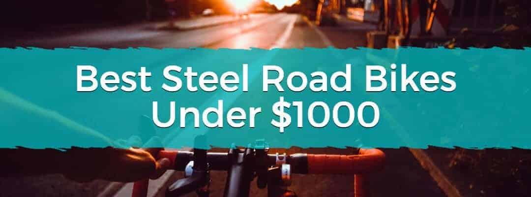 Best Steel Road Bikes Under $1000 Featured Image