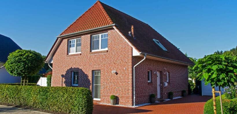 Das Einfamilienhaus zählt zu den beliebtesten Haustypen