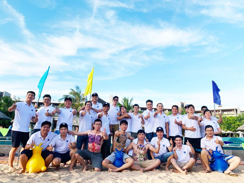 Equipe Bocasay Hô-Chi-Minh Ville