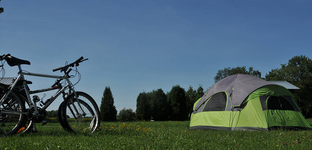 Camping Lac-Saint-Michel, member of Camping Union, have breathtaking outdoor activities