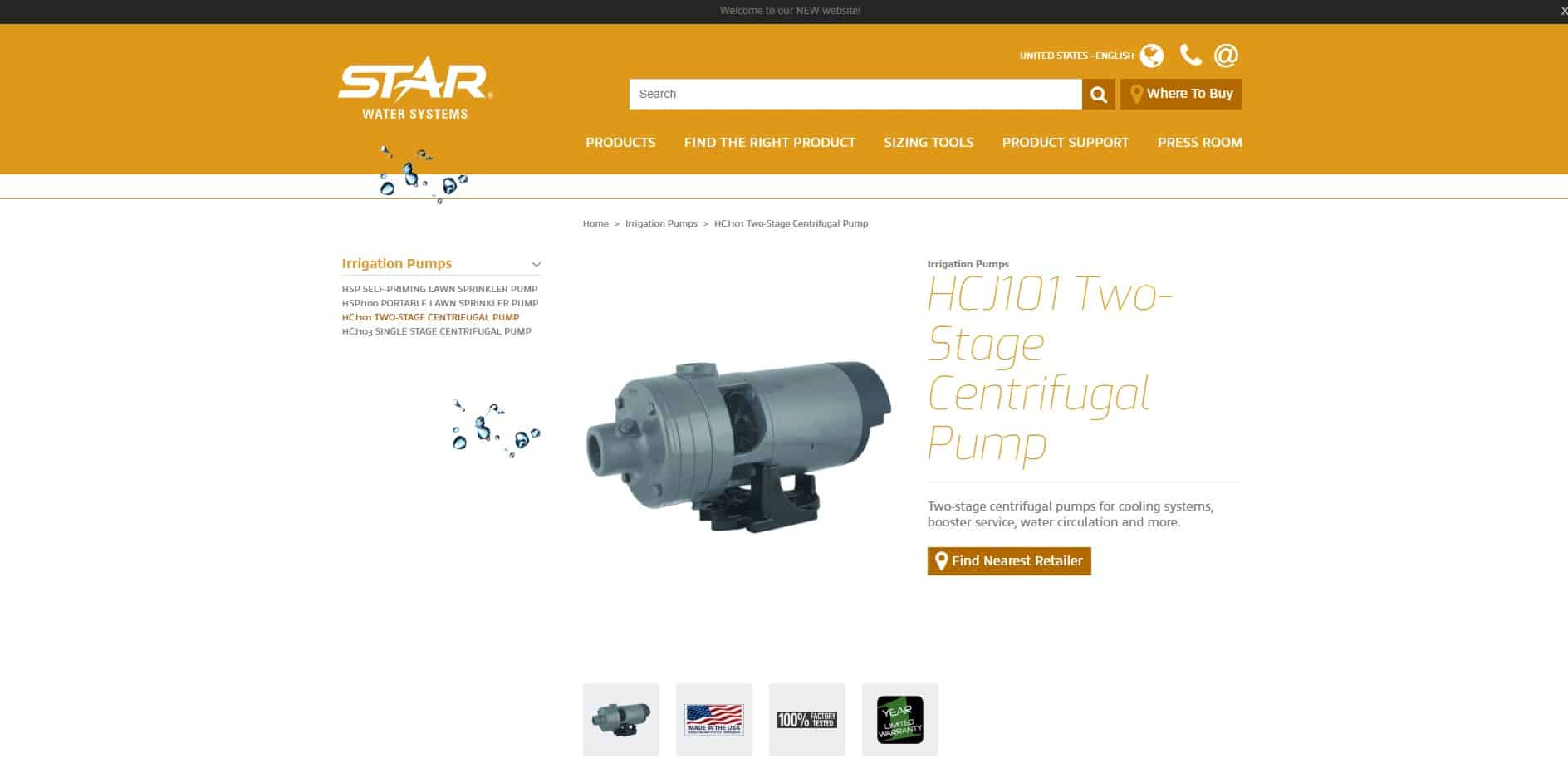 Star Water Systems