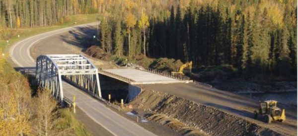Smith River Bridge and Alaska Highway Projects