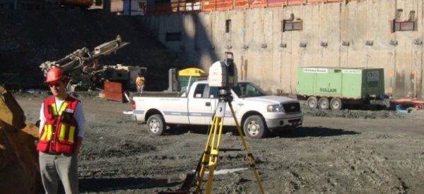 Gridline, Pile and Anchor Bolt Surveys