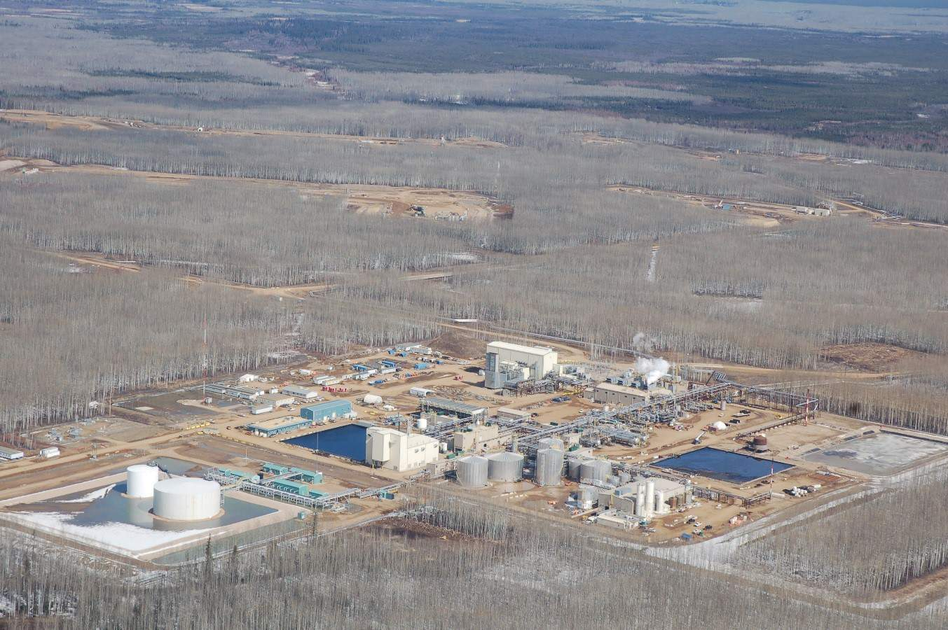 Mackay River oil sands project