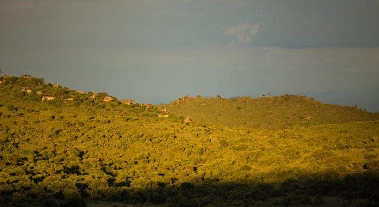 Borana Lodge views