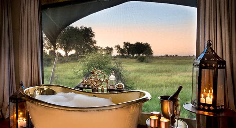 Duba Plains Bath