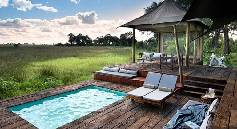 Duba Plains Pool