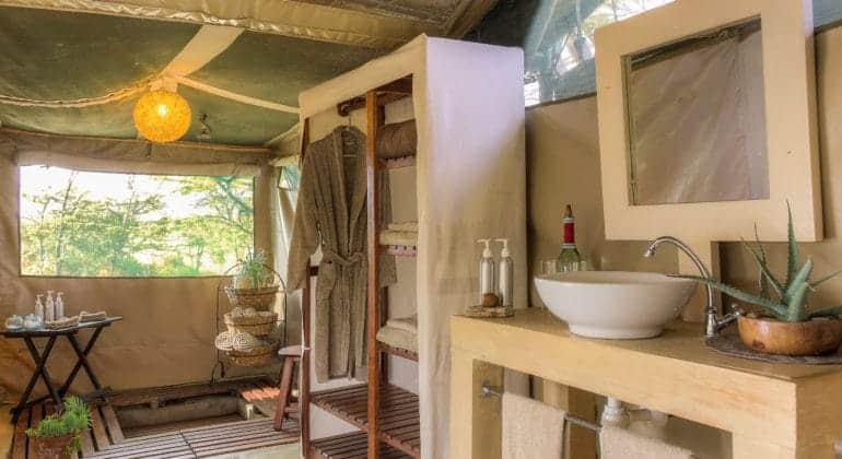 Kicheche Bush Camp Bathroom 2