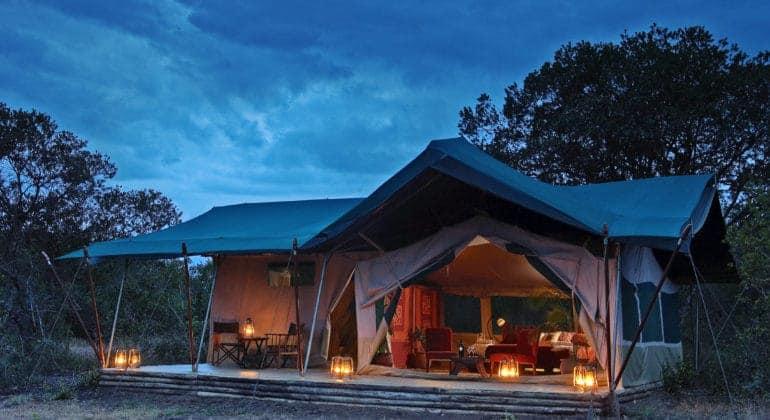 Kicheche Laikipia Tent