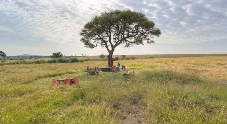 Olakira Camp Activity