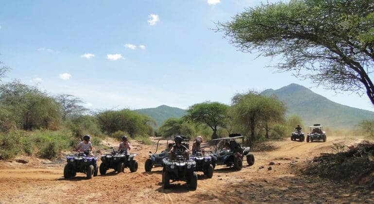 Sirikoi Quad biking