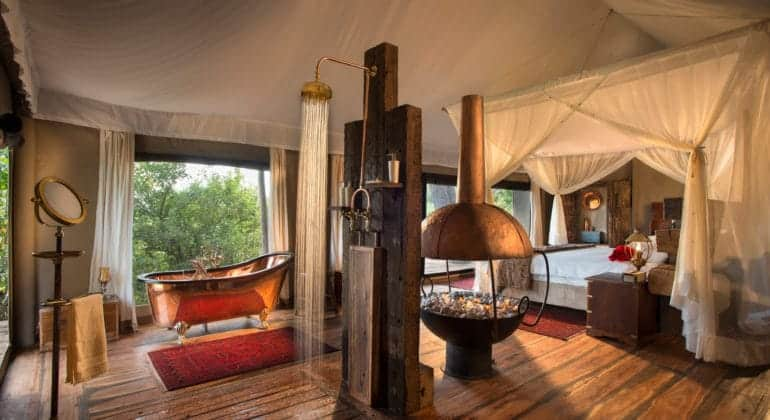 Zarafa Dhow Suites - Interiors