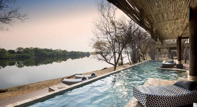 Matetsi Game Reserve Pool