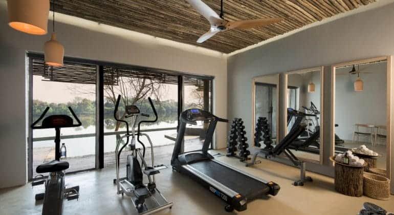 Matetsi River House Gym
