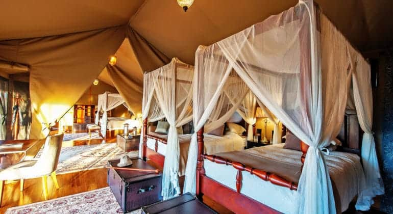 Sand River Family Tent