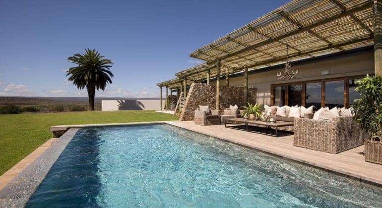 Fort House Pool
