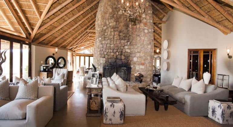Great Fish River Lodge Lounge