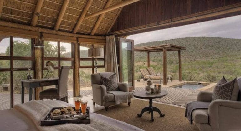 Great Fish River Lodge View