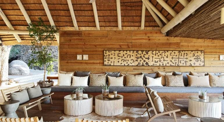 Londolozi Founders Camp Main Deck
