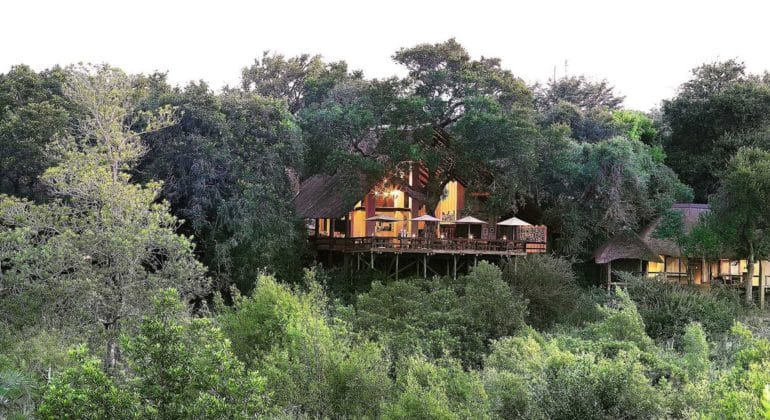 Londolozi Varty Camp View