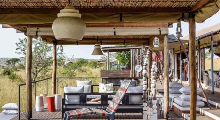 Mara River Tented Camp Outdoor