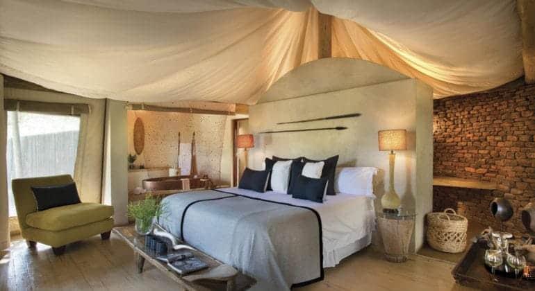 Marataba Safari Lodge Tented Suite