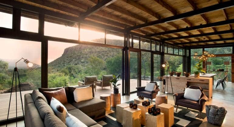 Marataba Trails Lodge Lounge
