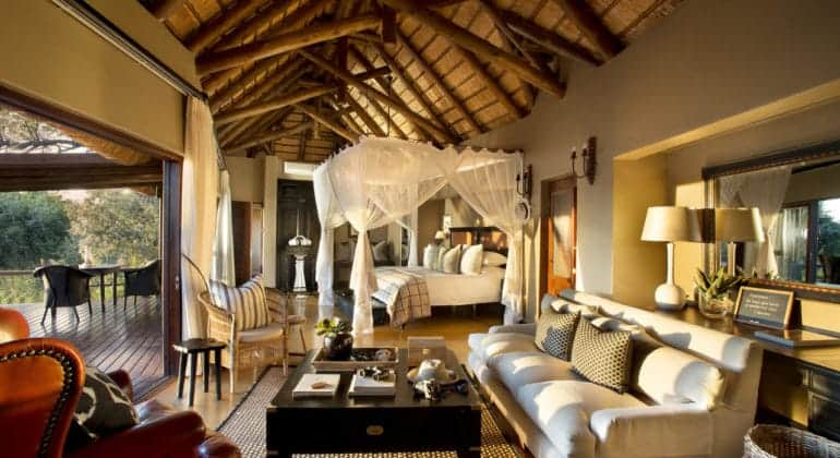 Tinga Lodge Suite