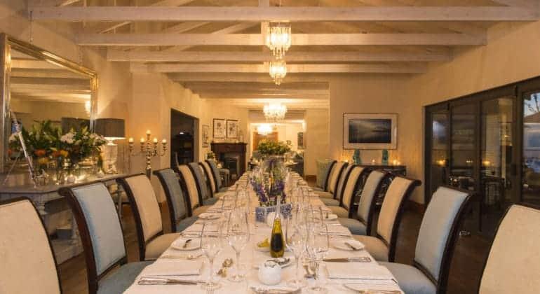 Tintswalo Atlantic Indoor Dining